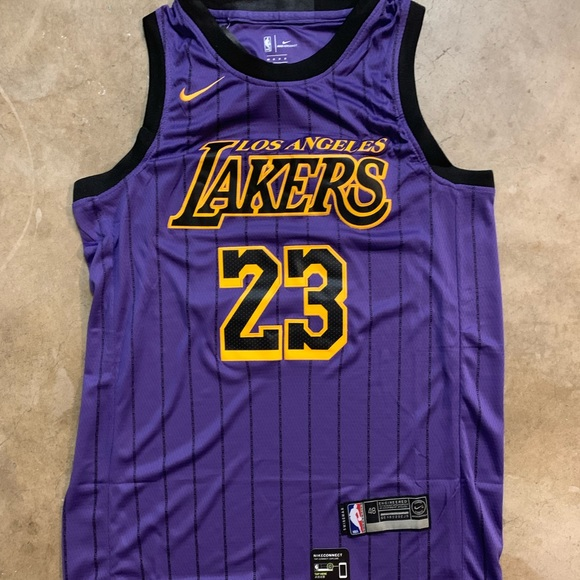 35c1ac84fb21 LeBron James  23 Los Angeles Lakers Jersey. NWT